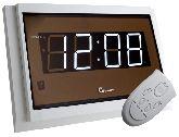 Часы С-2502-Р(бел) ГРАНАТ