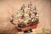 Модель корабля SAN Felipe