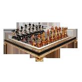 Шахматы украшенные