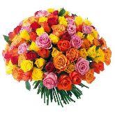 """Букет цветов """"Сильные чувства"""""""