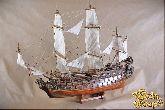 Модель корабля Soleil Royal