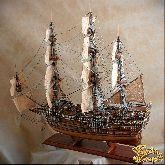 Модель корабля Sovereign of the Seas