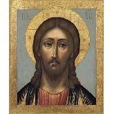 Цена иконы Спас из Деисусного чина арт С-27 40х33,5