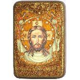 Спас Нерукотворный, Настольная икона, 10 Х15