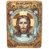 Спас Нерукотворный, Живописная икона, 21Х 29