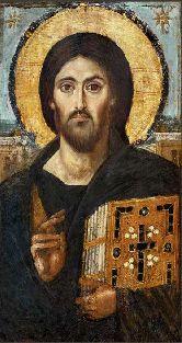 Купить икону Спас Синайский арт С-28 36х20