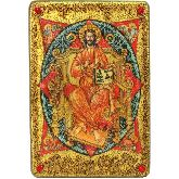 Спас в Силах, Большая икона, 29 Х42