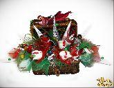 Букет из конфет Сундучок