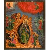 Цена иконы Св. Илья Пророк ИП-02-6 12х10
