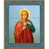 Купить икону Св. Мария Магдалина ММГ-01-1 24х20