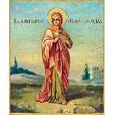 Купить икону Св. Мария Магдалина ММГ-02-1 18х15