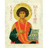 Купить икону Св. вмч. цел. Пантелеймон П-03-3 12х9,5