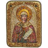 Святая Мученица Наталия Никомидийская, Подарочная икона, 15 Х20