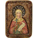 Святая Мученица Наталия Никомидийская, Живописная икона, 21 Х29