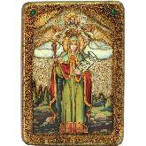 Святая мученица Параскева Пятница, Аналойная икона, 21 Х29