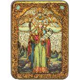 Святая мученица Параскева Пятница, Подарочная икона, 15 Х20