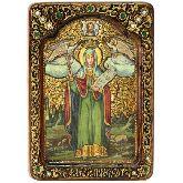 Святая мученица Параскева Пятница, Живописная икона, 21 Х29