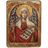 Святая мученица Татиана, Аналойная икона, 21 Х29