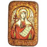 Святая мученица Татиана, Настольная икона, 10 Х15