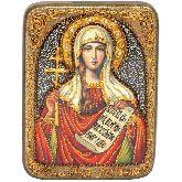 Святая мученица Татиана, Подарочная икона, 15 Х20