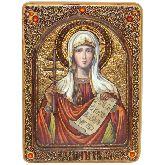 Святая мученица Татиана, Живописная икона, 21 Х29