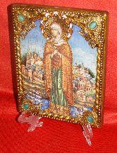 Икона, Святая мученица Валерия