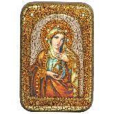 Святая Равноапостольная Мария Магдалина, Настольная икона, 10 Х15