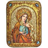 Святая Равноапостольная Мария Магдалина, Подарочная икона, 15 Х20