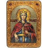 Святая великомученица Екатерина, Аналойная икона, 21 Х29