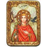 Святая Великомученица Ирина Македонская, Подарочная икона, 15 Х20