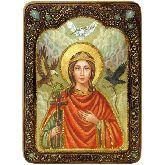 Святая Великомученица Ирина Македонская, Живописная икона, 21 Х29