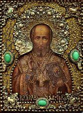 Икона, Святитель Николай Чудотворец