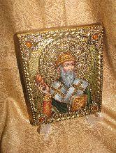 Икона, Святитель Спиридон Тримифунтский