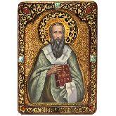 Святитель Василий Великий, Живописная икона, 21 Х29