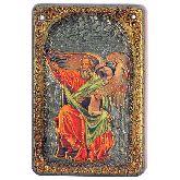 Святой апостол и евангелист Иоанн Богослов, Настольная икона, 10 Х15