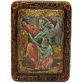 Святой апостол и евангелист Иоанн Богослов, Живописная икона, 21 Х29