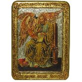 Святой апостол и евангелист Лука, Аналойная икона, 21 Х29