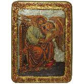 Святой апостол и евангелист Марк, Аналойная икона, 21 Х29
