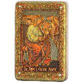 Святой апостол и евангелист Марк, Настольная икона, 10 Х15