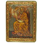 Святой апостол и евангелист Матфей, Аналойная икона, 21 Х29