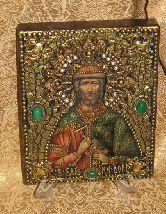 Икона, Святой Борис