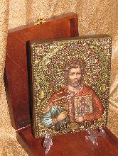 Икона, Святой мученик Евгений
