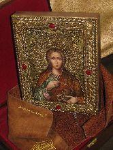 Икона, Святой великомученик и целитель Пантелеимон