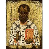 Купить икону Свт. Николай Чудотворец НЧ-15-1 30х22