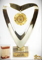 Кубок подарочный Сердце Золотая дочка