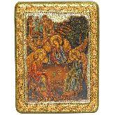 Троица, Подарочная икона, 15 Х20