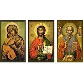 Купить икону Триптих арт ТР-24вн 30х18,5