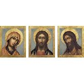 Стоимость иконы Триптих арт ТР-27п 36х24