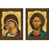 Купить икону Венчальные Пары арт ВП-10и 30х22