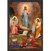Стоимость иконы Воскресение Христово ВХ-03-1 40х28